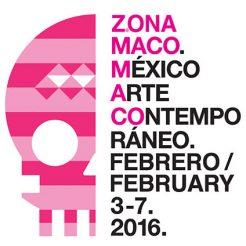 ZONA MACO MEXICO 2016 LOGO