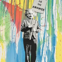 Einstein-Mr-brainwash
