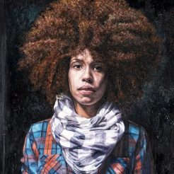 Tim_Okamura_Work_shirt_2_oil_mixed_media_on_canvas_193x142cm